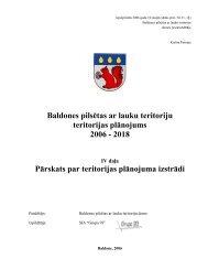 Pārskats - Rīgas Plānošanas Reģions