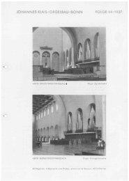 Folge 44 / 1937 - Orgelbau Klais Bonn