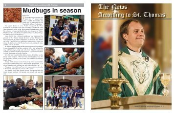 The News According to St. Thomas - St. Thomas Aquinas Catholic ...