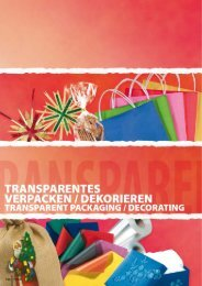 Transparentes Verpacken / Dekorieren (3,7 MB) - dirnhofer ...