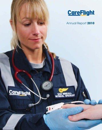 Annual Report 2010 - CareFlight