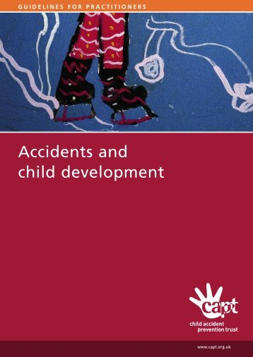 Accidents and Child Development - Barnsley Council Online