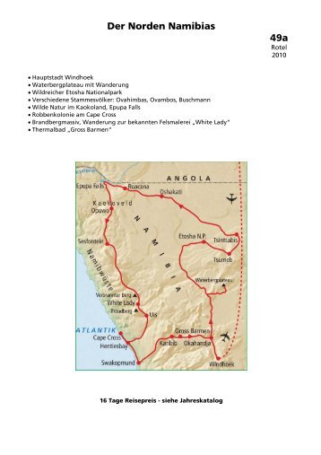 Der Norden Namibias 49a