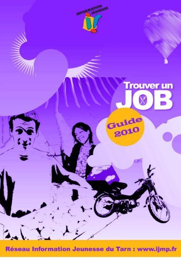 Le guide des jobs - Albi