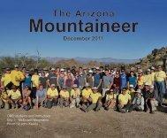 Mountaineer - Arizona Mountaineering Club