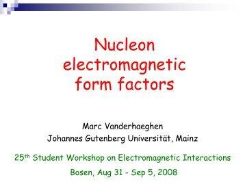 G - Johannes Gutenberg-Universität Mainz