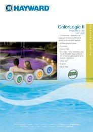 CoLORLOGIC II, PROJECTEUR À LED - Nantalo