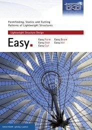 Lightweight Structure Design Easy.Stat Easy.Cut ... - technet GmbH