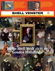Jarige Shell biedt zicht op 'Gouden Hollanders'