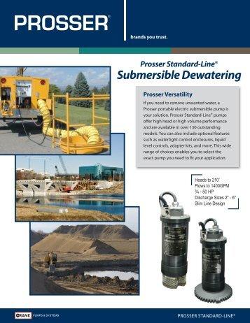 Prosser Standard-Line - Crane Pumps & Systems