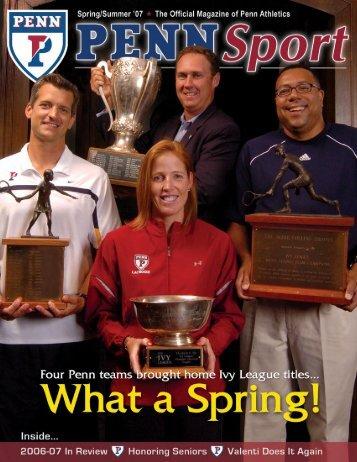 The Ivies - University of Penn Athletics