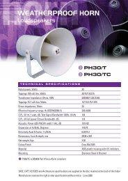 PH30/T - penton