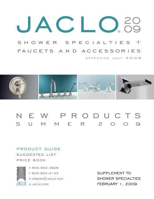Jaclo S025-SC Nebulizing Body Spray Standard Plumbing Supply
