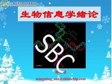 1 - 生物服务在线ebioservice / 上海伯豪生物技术有限公司