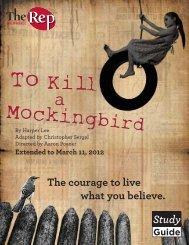 To Kill a Mockingbird - Milwaukee Repertory Theater