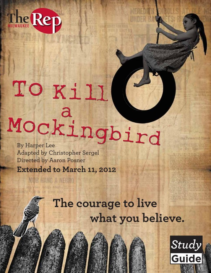 to kill a mockingbird trial of