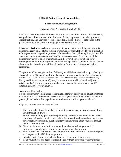 How to Write a Journal Article Review APA Style | Pen and the Pad