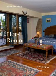 eBook Hotel Rimini - Golden Book Hotels