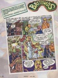 Battletoads Comic - Defunct Games