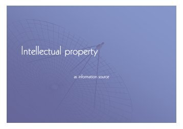 Intellectual property, patents - Luc Quoniam