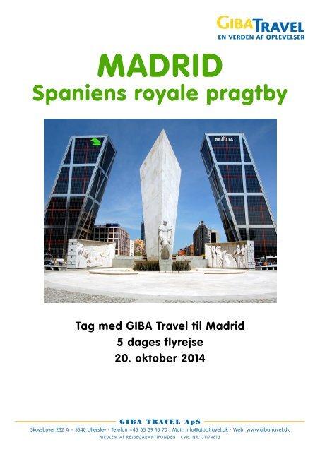 Madrid - GIBA Travel