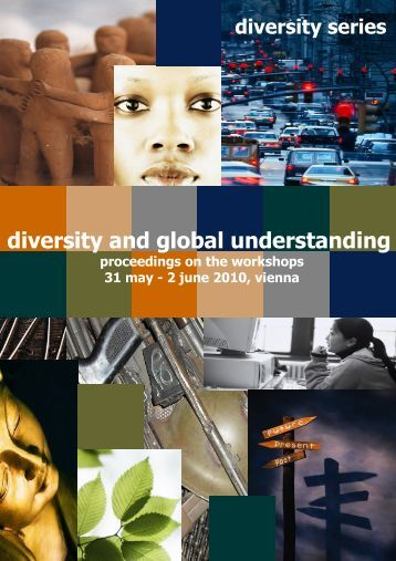 Proceedings of the Workshops on Diversity and Global Understanding