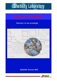 Internet e le sue tecnologie, Quaderno Usabilità Lab, 2005