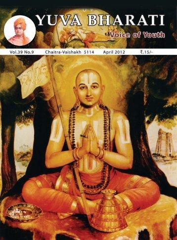 April 2012.pdf - Vivekananda Kendra Prakashan