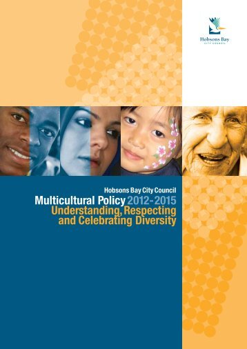 Multicultural Policy 2012-2015 Understanding ... - Hobsons Bay