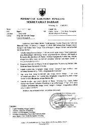 Surat Pengisian Formulir dan Contoh Surat Pernyataan
