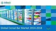 Global Cereal Bar Market 2014-2018