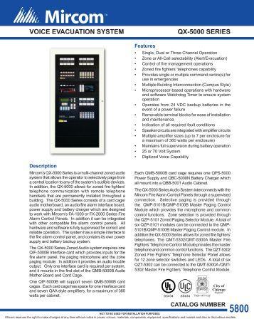 🔥 The S 5000 INSTALLATION MANUAL - TheAlarmTech com