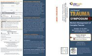 Brochure - LSUHSC Medical Communications Home Page