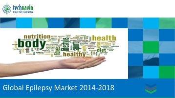 Global Epilepsy Market 2014-2018