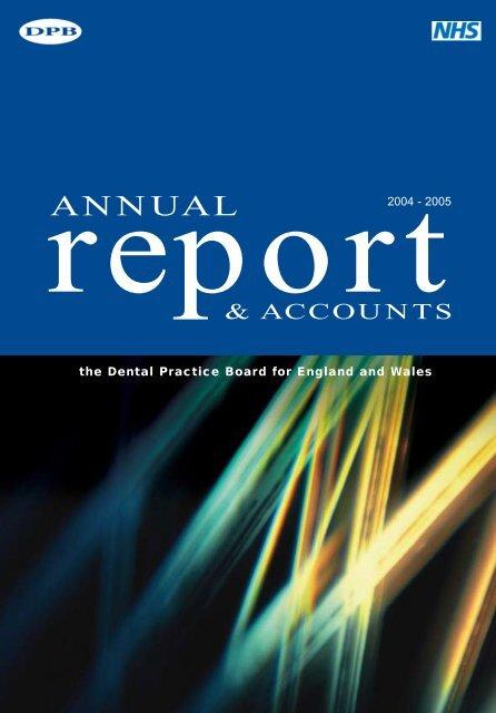 Annual Report & Accounts 2004-2005 (English) (PDF, new window ...