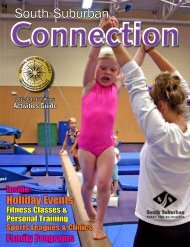 South Suburban Parks and Recreation