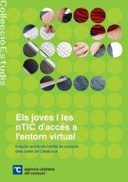 Els joves i les nTIC d'accés a l'entorn virtual - Agència Catalana del ...
