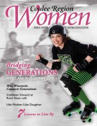 April/May 2010 - Coulee Region Women's Magazine