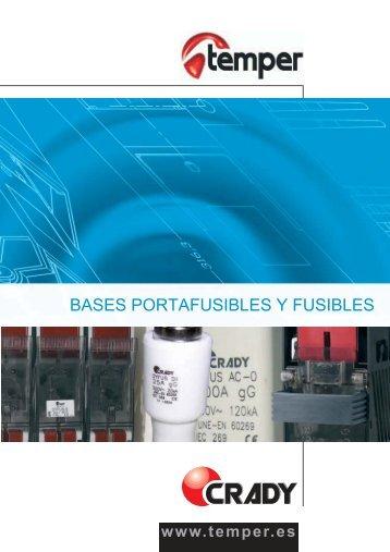 BASES PORTAFUSIBLES Y FUSIBLES - Mercado-ideal