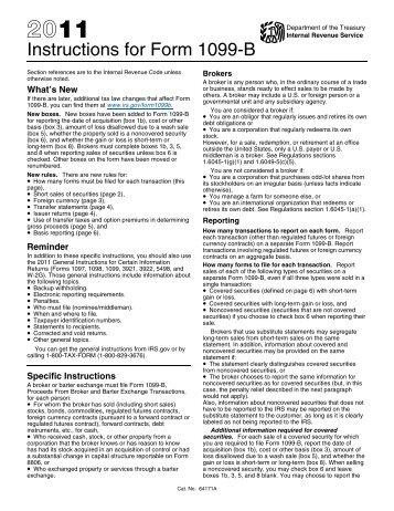 2008 Form 1099 B Rbc Dominion Securities