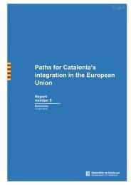 INFORME 6_Les vies d'integració de Catalunya a la Unió Europea_EN