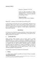 REPÚBLICA DE COLOMBIA - ACRIP Nacional
