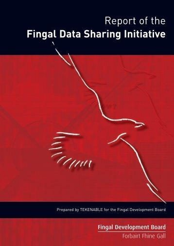 Fingal Data Sharing Initiative - Fingal Development Board