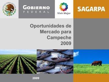 Campeche - Sagarpa