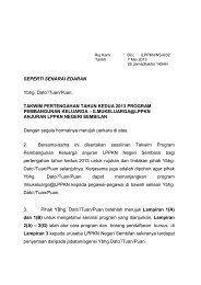 SEPERTI SENARAI EDARAN Ybhg. Dato'/Tuan ... - Negeri Sembilan