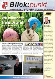 Wir wünschen Frohe Ostern! - ÖVP Eferding