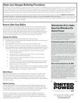ballot packets - United Power - Page 4