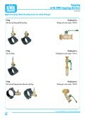 Tapping and bushing with apping and bushing ... - EWE-Armaturen - Page 4