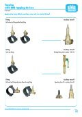 Tapping and bushing with apping and bushing ... - EWE-Armaturen - Page 5