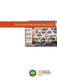 Download het duurzaamheidsverslag 2012 - Voka